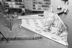 Uwe Erfeling-Osterfeld - Blick vom Rundgang 2
