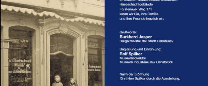 Sonderausstellung im Museum für Industriekultur Osnabrück
