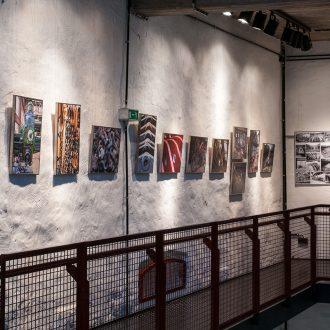 Aktuelle Ausstellung im Museum für Industriekultur  :  Neues Leben in altem Gemäuer
